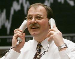 broker trading trader